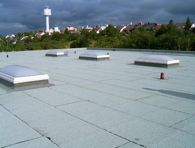 Dachdecker flachdach  Referenzen - Dachdecker Diezel Ludwigsburg | Bedachungen ...