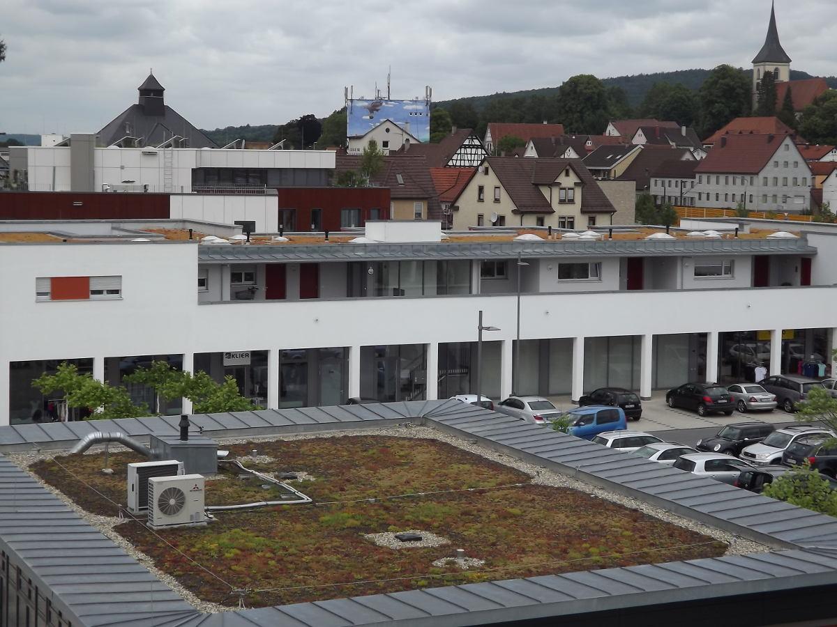 Dachdecker flachdach  Flachdach - Dachdecker Diezel Ludwigsburg | Bedachungen ...