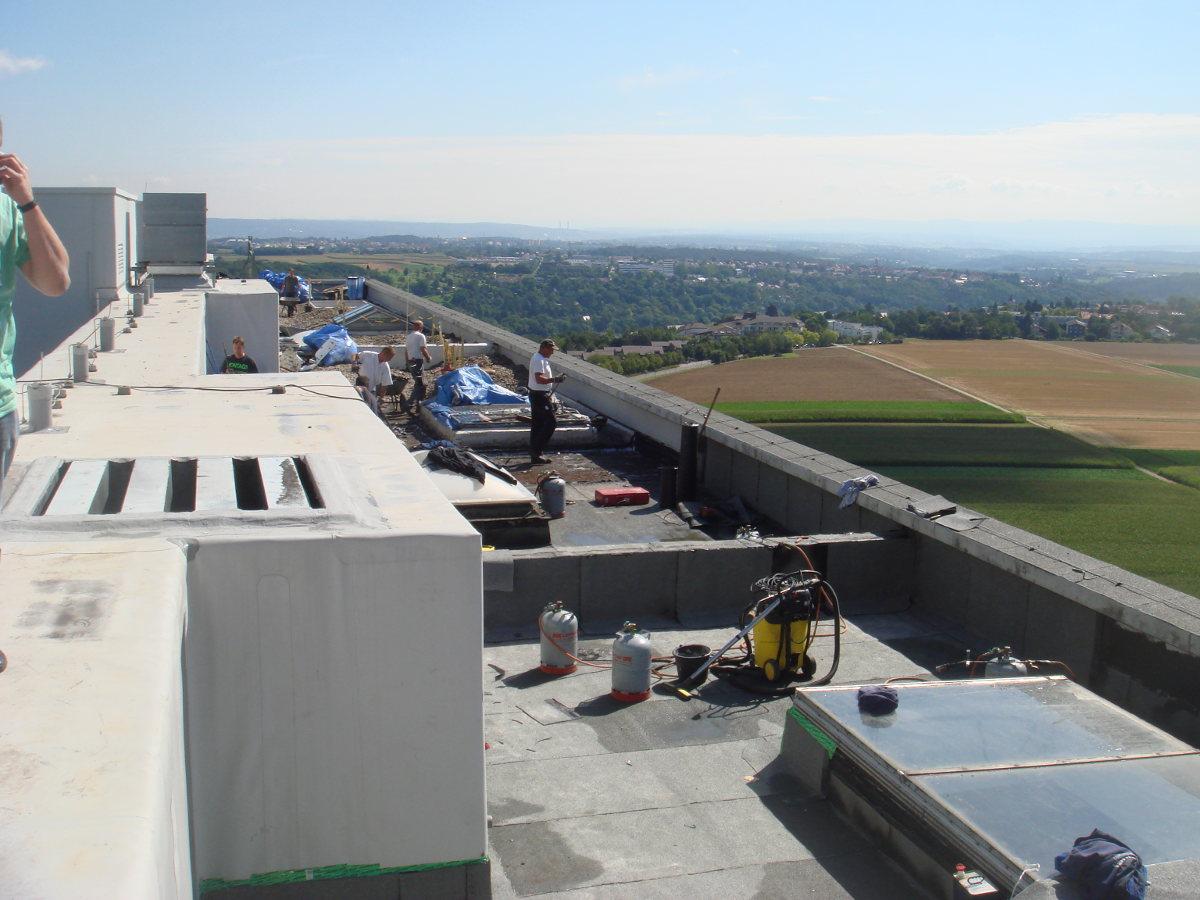 Dachdecker flachdach  Home - Dachdecker Diezel Ludwigsburg | Bedachungen & Bauflaschnerei